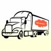 """Логотип """"АвтоБэст"""", ООО . грузовладелец и перевозчик"""